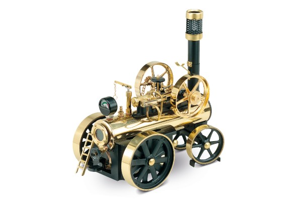 Steam Locomobile D430